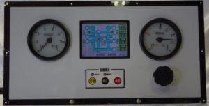 液晶ポンプモニタ電子メーターセットA
