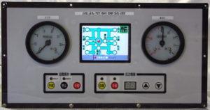 液晶ポンプモニタ電子メーターセットB